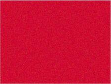 DC FIX VINYL CONTACT PAPER: RED FELT