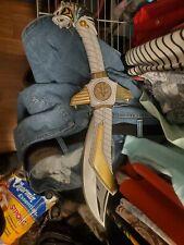Bandai Power Rangers Legacy White Ranger Saba Sword - BA97165