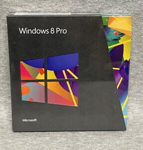 Microsoft Windows 8 Professional Full/Upgrade 32Bit & 64Bit New Sealed