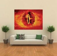 LORD OF THE RINGS SAURON NEW GIANT LARGE ART PRINT POSTER PICTURE WALL X1365