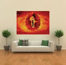 Lord Of The Rings Sauron Nuevo Gigante gran impresión de arte cartel Imagen Pared x1365