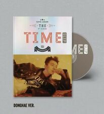 SUPER JUNIOR [TIME SLIP] DONGHAE VER. KPOP SEALED -CD+Photo Bk+Photo Card+Poster