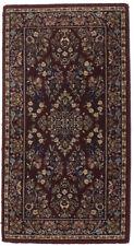 Karastan Vintage Style Small Entryway 2X4 Floral Classic Oriental Rug Carpet