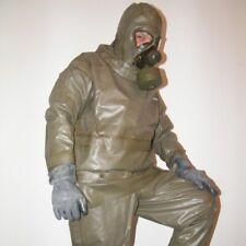 German  Hazmat Military NBC suit type ZODIAK BUNDESWERH FULL MILITARY KIT