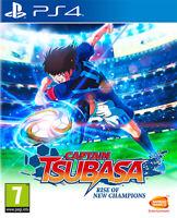 Captain Tsubasa (Holly & Benji ) Rise Of Nouveau Champions PS4 PLAYSTATION 4