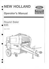 Manual Del New Holland combinar 8030 8040 8050 8060 8070 8080 Militar