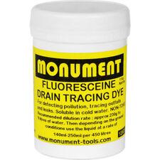 Drain Tracing Dye Fluorescein NEW