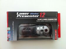 New Infiniter Pro-Gyration Air Mouse W/ Presentation Remote & Red Laser Pointer