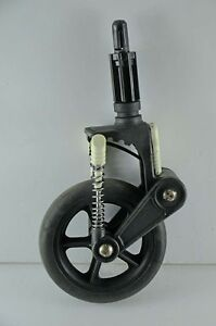 """Bugaboo Cameleon Frog Gecko Baby Stroller Front Replacement Small Part Wheel 6"""""""