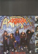 """ANTHRAX – i'm the man EP 12"""""""