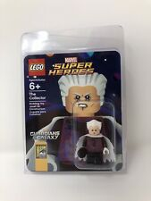 2014 SDCC Exclusive LEGO Marvel Super Heroes The Collector Minifigure RARE
