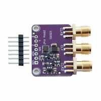 Si5351A I2C 25MHZ Clock Generator Breakout Board 8KHz to 160MHz for Arduino L1G8
