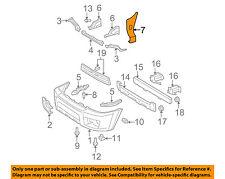 TOYOTA OEM 06-09 4Runner Front Bumper-Air Guide Left 5315435041