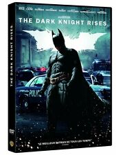 DVD *** THE DARK KNIGHT RISES *** edition collector  2 DVD ( neuf sous blister )