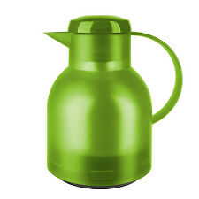 New listing Emsa Samba 34 Ounce Hot Cold Coffee Insulated Thermal Pitcher, Green (Open Box)