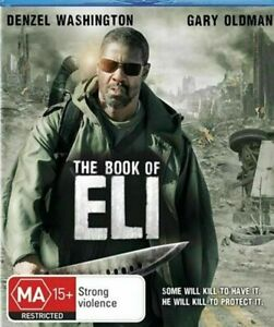 The Book Of Eli : NEW BLU RAY