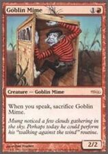 Magic the Gathering MTG Goblin Mime Unhinged Arena Promo