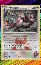 Mangriff - XY- : Double Danger - 22/34 - Carte Pokemon Neuve Française