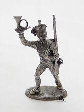 Figurine MHSP Original Cornet d'Infanterie Bataille Moskova Empire Napoléon