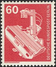 Germany (B) 1975 Industry/Technology/X-Ray Machine/Medical/Health 1v (n25430c)