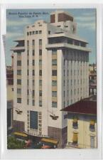 BANCO POPULAR DE PUERTO RICO, SAN JUAN: Puerto Rico postcard (C30427)