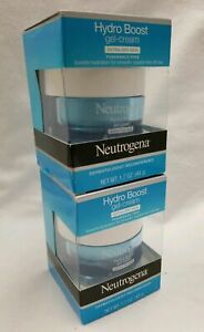Neutrogena Hydro Boost Gel-Cream, Extra Dry Skin 1.7oz Pack of 2 FREE SHIPPING!