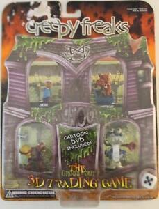 WizKids Creepy Freaks Starter Set #1 New