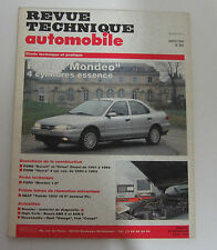 Revue technique  automobile RTA 560 Ford mondeo 4 cylindres essence .