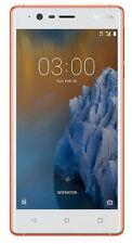 Téléphones mobiles blancs Android Nokia
