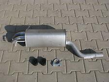 Mercedes C180 C200 C230 1.8 2.0 Kompressor exhaust rear silencer *F021