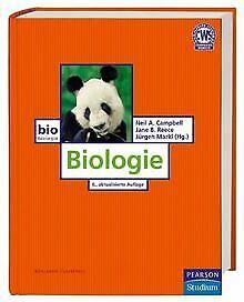 Biologie von Campbell, Neil A., Reece, Jane B.   Buch   Zustand gut
