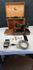 Vintage Singer Sewing Machine 99k  - Electric - Semi-Industrial