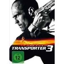 TRANSPORTER 3 DVD ACTION JASON STATHAM NEU