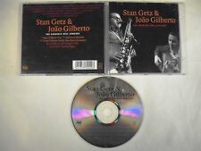 STAN GETZ & JOAO GILBERTO  The Carnegie Hall Concert - 1 CD