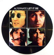 THE BEATLES VINYL LP - ALTERNATE LET IT BE - PICTURE DISC