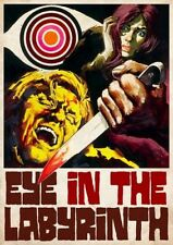 Eye in the Labyrinth [New DVD]
