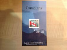 Canada Stamp Booklet $5.00