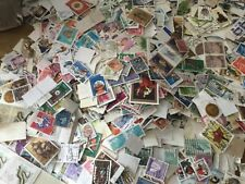 1000+ All World Off Paper Collection / Mixture Stamps Multi discount