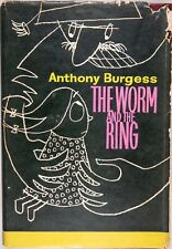 The Worm and the Ring by Anthony Burgess (hardcover, 1st ed., rare, free post)
