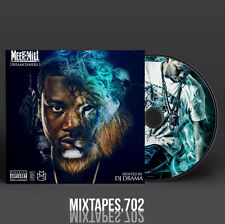 Meek Mill - Dreamchasers 3 Mixtape (Full Artwork CD/Front/Back Cover)