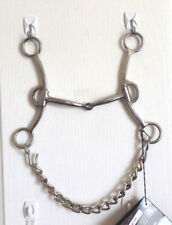 "BRB 5-3/4"" snaffle derby bit 300,Professionals Choice,western horse tack"