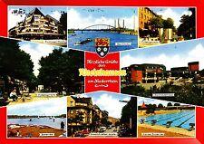 Rheinhausen am Niederrhein ,Ansichtskarte, gelaufen