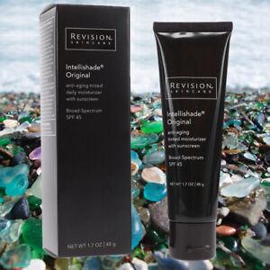 NEW REVISION Skincare Intellishade SPF 45 Original 1.7 oz - SEALED