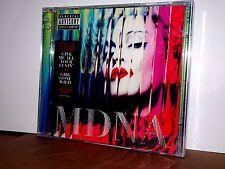 MADONNA MDNA  Deluxe Edition 2CD Raccolta + Inediti NUOVO SIGILLATO!!