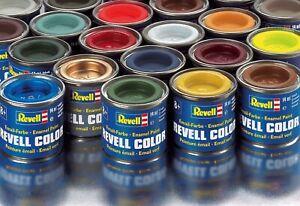 Revell 32199, Revell Email Color Aluminium metallic 14 ml
