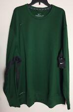 nike therma fit Training sweatshirt Green/ Grey 621941-361 Size 3XL