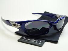 Oakley Valve Blue FMJ+ Sonnenbrille Scalpel Splice Pit Boss Bull Minute Scar Ten