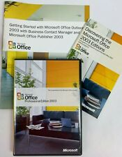 Microsoft Office Professional Edition 2003 (Retail, Full Version) w Product Key