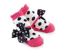 NWT Mud Pie Baby girls zoey socks polka dot 0-12 month! #176266 sale!! So Cute!!