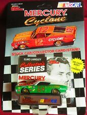 RARE, 1/64 RACING CHAMPIONS 1969 MERCURY CYCLONE #64, ELMO LANGLEY